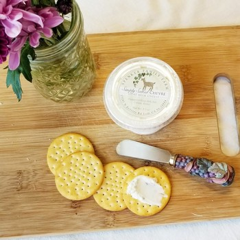 Chevre Simply Salted