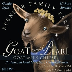 Goat with a Pearl